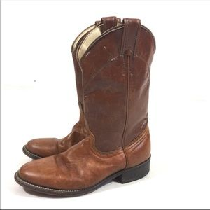 Laredo women's Brown Leather Boots